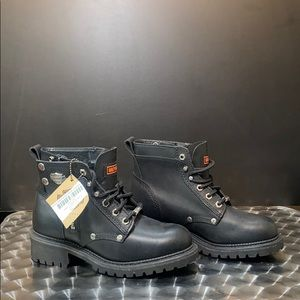 Women's Harley-Davidson Motorcycle Boots